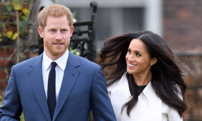 Prince Harry and Meghan Markle Welcome Royal Baby
