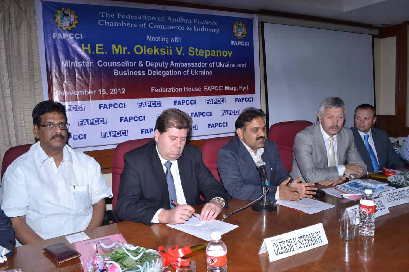 LCCI signs MoU with Ukrainian trade mission
