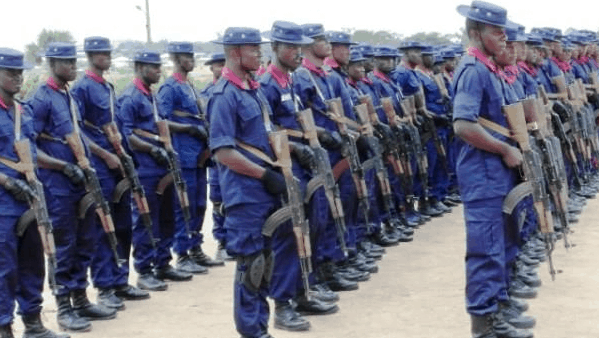 2017 12large NSCDC - NSCDC Deploys Personnel To CBT Centres Ahead UTME In Oyo