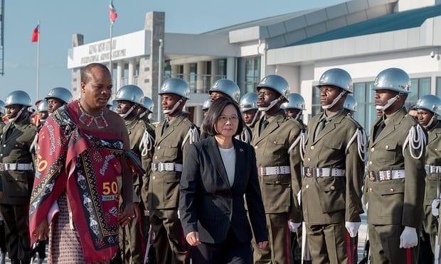 Swaziland changes name to Kingdom of eSwatini