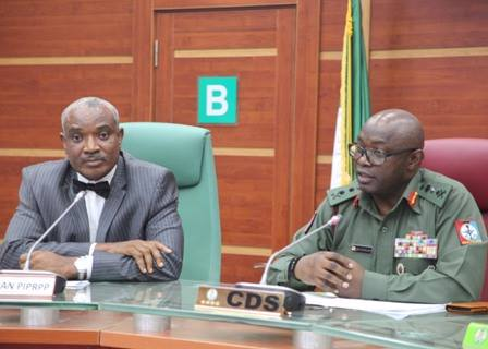 PRESIDENTIAL PANEL SEEKS ARMED FORCES SUPPORT ON ANTI-CORRUPTION CRUSADE