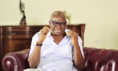 Metuh: Why Justice Okon Abang Must Be Sacked - Fayose