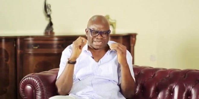 Appeal Court Gives EFCC Permission To Freeze Fayose's Account