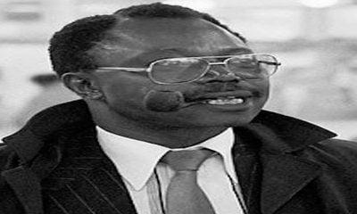 Prof Adebayo Adedeji, former UN chief, dies at 87