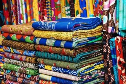 African Ankara Fabric