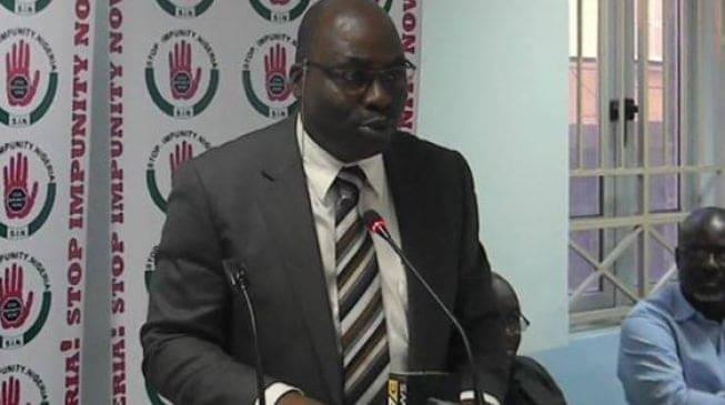 Owasanoye speaks on fight against corruption
