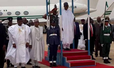 Buhari commissions hospital in Bauchi state