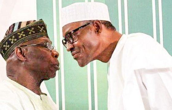 Buhari Cannot Give What Nigerians Deserve, Obasanjo Explodes