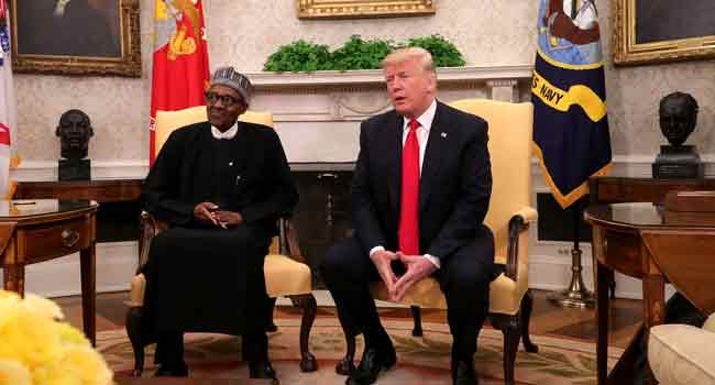 Trump: Killings In Nigeria Not Cultural - CAN Replies Buhari