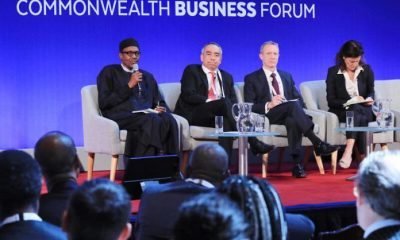 Nigeria's Doors Are Open For Investment – Buhari