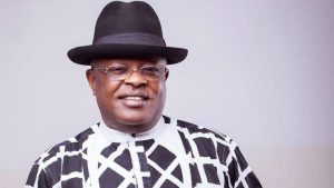 David Umahi 1 300x169 - Ebonyi: Umahi Finally Apologizes To Anyim, Egwu