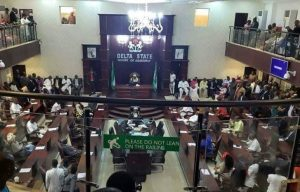 Delta State House Of Assembly 300x192 - Delta Assembly Majority Leader Is Dead