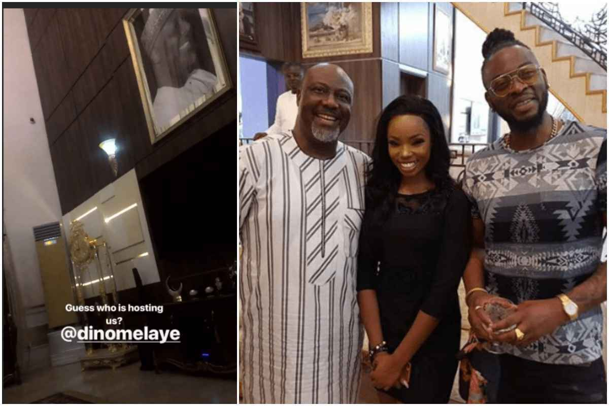 BBNaija: Cee-C Escaped Eviction, Housemades React