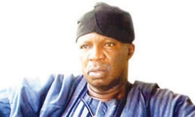 PDP ex-vice chairman, Ishola Filani is dead