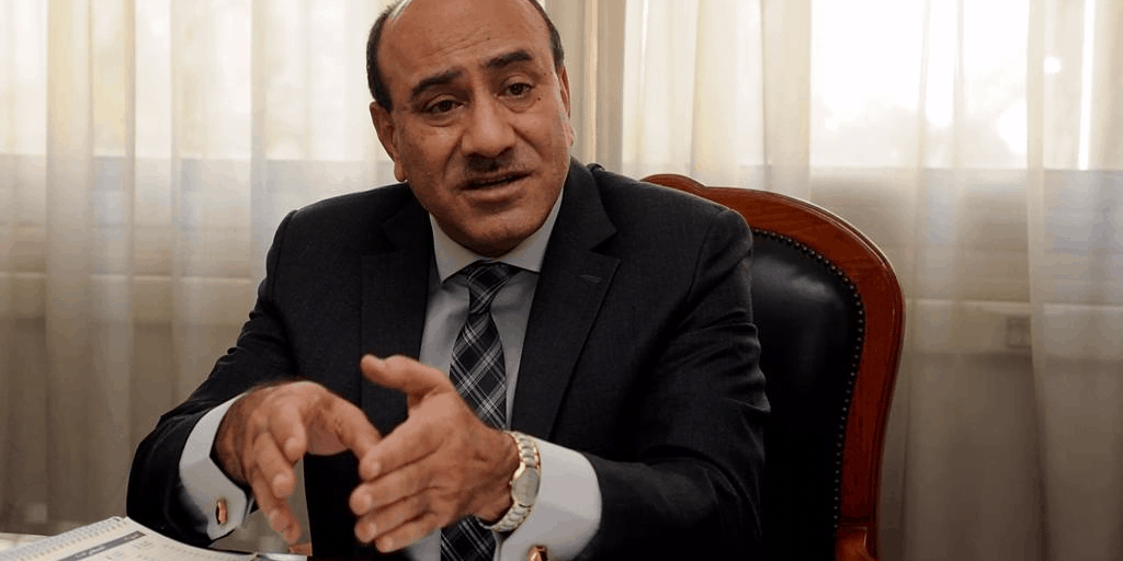 Egypt court sentences former anti-graft chief to 5 years in jail