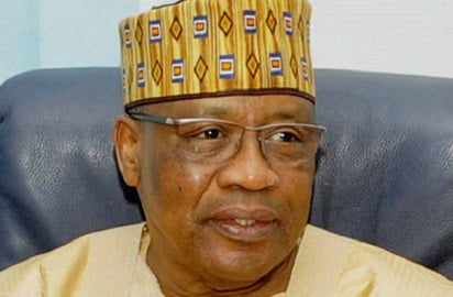 Former military head of state, General Ibrahim Babangida