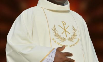 Pope appoints Olawoore Coadjutor Bishop of Ilorin Diocese