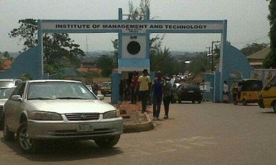 IMT, Enugu Hosts Polytechnic Games