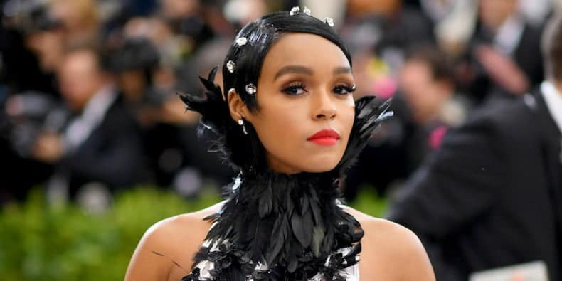 Janelle Monáe, photo by Dimitrios Kambouris/Getty Images