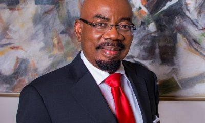 Just In: Jim Ovia Bows To Pressure, Withdraws From World Economic Forum