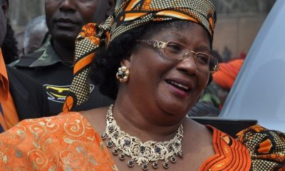 Malawi's ex-president Joyce Banda to return after 4-year exile