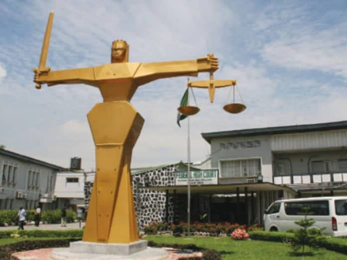 Judiciary Staff Union Symbol - Awomolo Leads 11 Lawyers In Court To Block Move By Kogi House Of Assembly To Remove Chief Judge, Nasir Ajanah