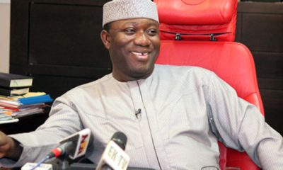 Fayemi Speaks On Contesting For 2023 Presidency
