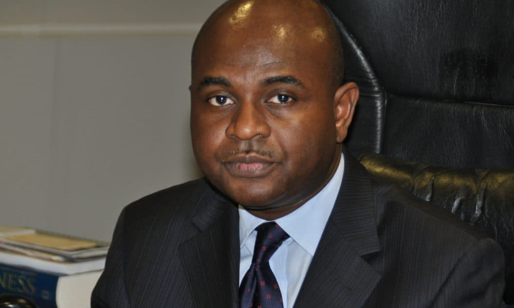 Kingsley Moghalu 1000x600 - What Moghalu Told Buhari About CBN, New Directive On Food Importation