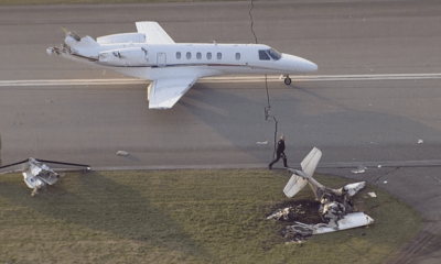 Kyle Hibst and David Wittkamper plane crash