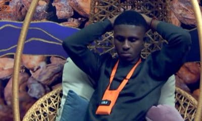 Lolu of Big Brother Naija
