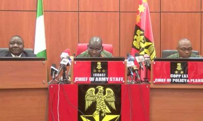 Army Sets Up Panel To Probe Danjuma's Ethnic Cleansing Allegation