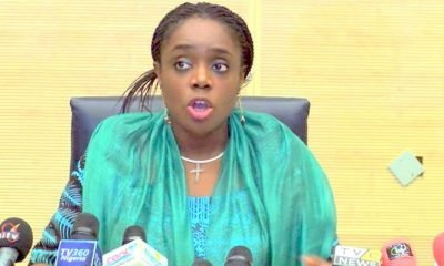 Abacha Loot: Adeosun under pressure to deny blocking payments to lawyers