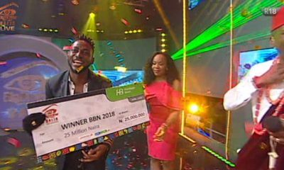 Miracle Is The Winner Of Big Brother Naija 2018 #