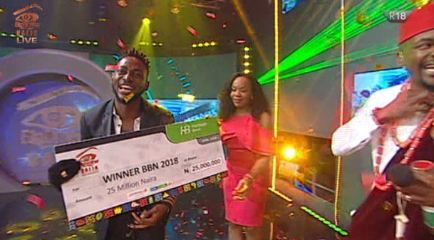 Jubilation in Enugu over Big Brother Naija