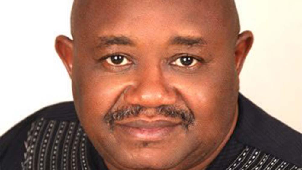 Nyerere-Anyim former governorship candidate of the All progressives Congress, APC, in Abia State