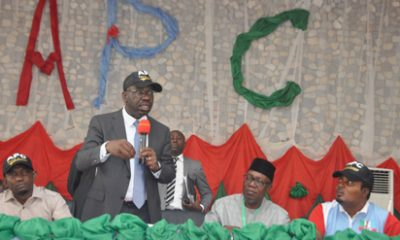 Obaseki Plans To Tackle Unemployment As Edo Engages 3,600 Youths