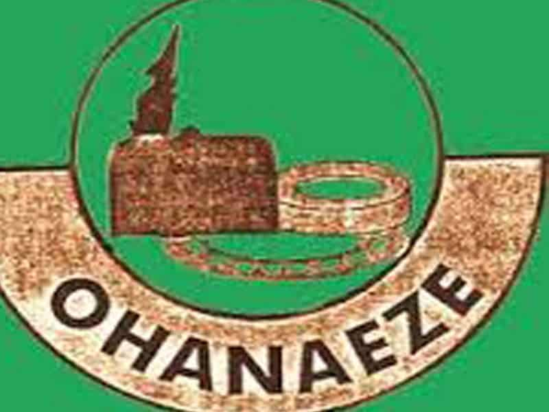 'Don't Try It' - Ohanaeze Warns FG Against Emergency Rule In Anambra