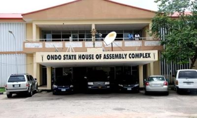 BREAKING: Ondo Assembly Reverses Impeachment Of Deputy Speaker