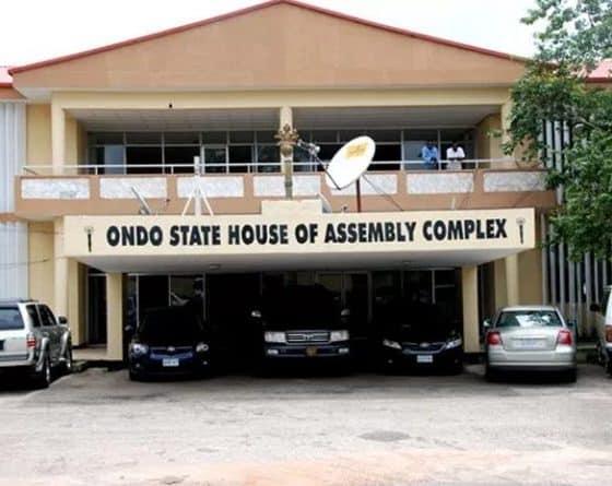 BREAKING: Ondo Assembly Reverses Impeachment Of Deputy Speaker