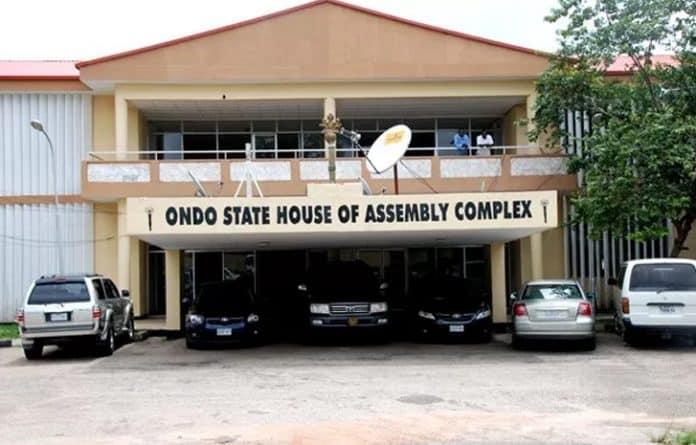 Ondo Assembly Dissolves LG Caretaker Committee