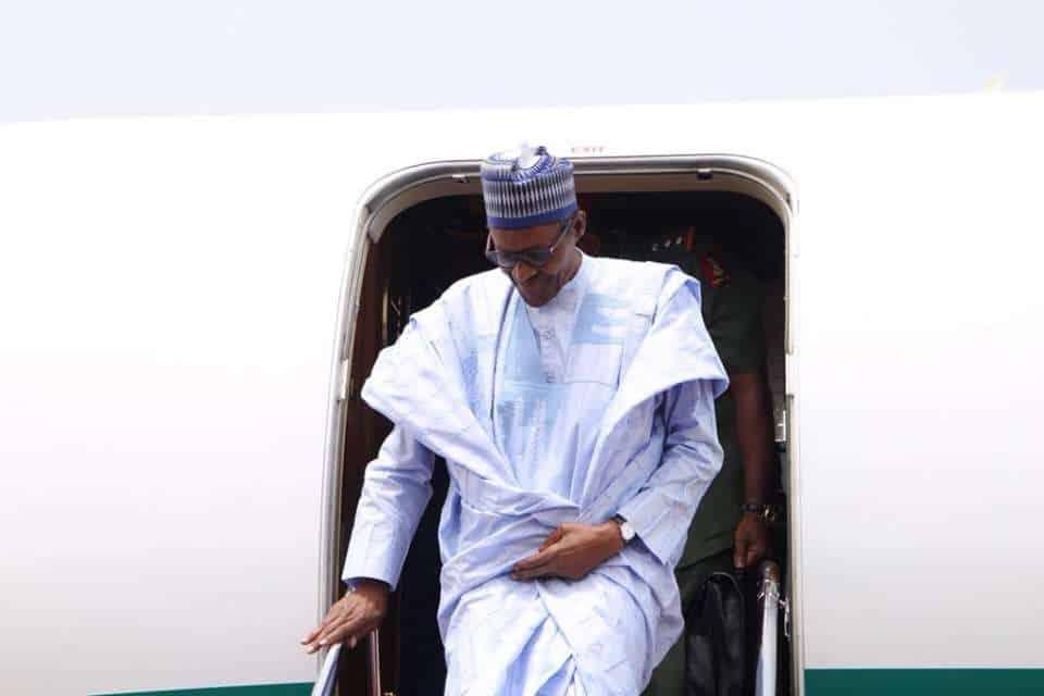President Buhari to visit UK on a four-days medical trip