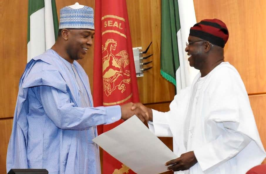 Senator sacked by Supreme Court bags new appointment with Saraki