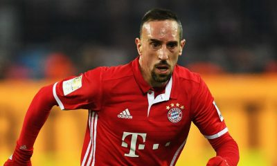 Ribery Extends Footballing Career By A Year