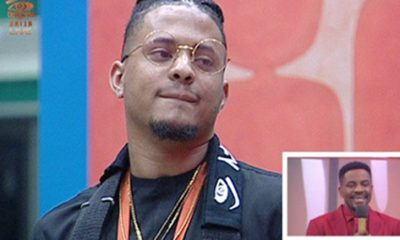 BB Naija: Rico Swavey evicted from reality show