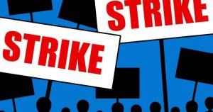 STRIKE 891x470 300x158 - University Workers Threaten FG With Fresh Strike Action Over N40bn Earned Allowance