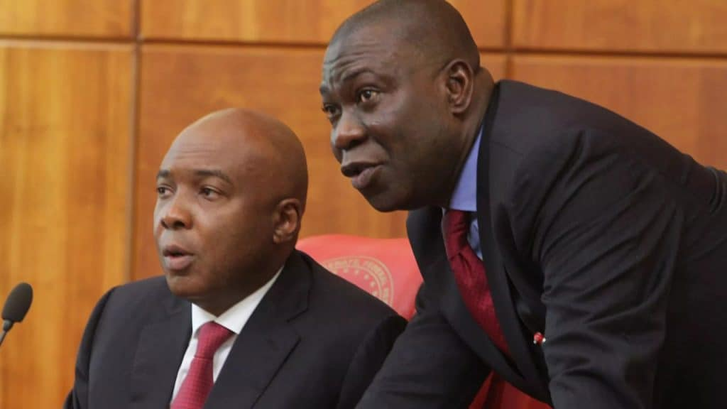 Saraki And Ekweremadu Survive Alleged Impeachment