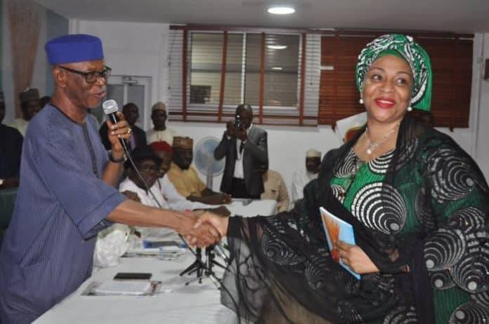 Senators Gbemisola Saraki, Teslim Folarin, Hope Uzodinma, others join ruling APC
