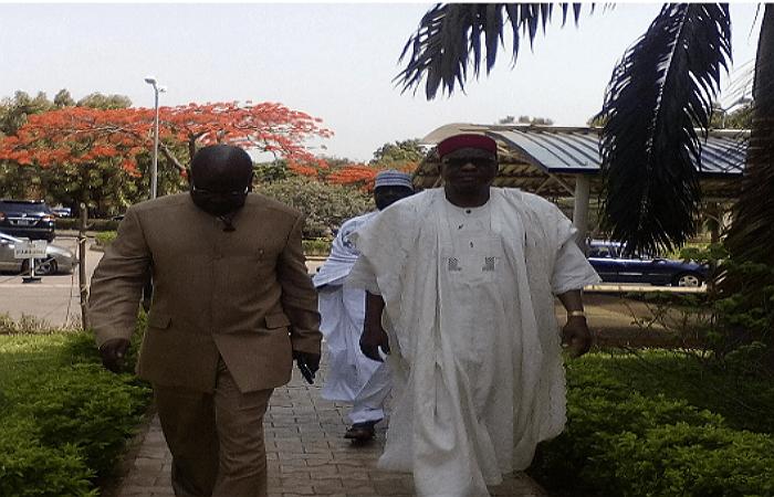 SARS Stop Senators From Visiting Melaye At Hospital