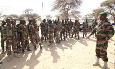Truth About 'Resignation Of 365 Soldiers' From Nigerian Army
