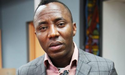 Sowore Suspended by AAC